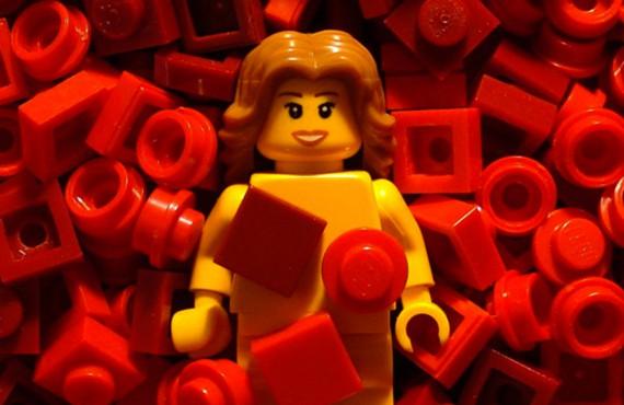 Scene di film cult in versione LEGO