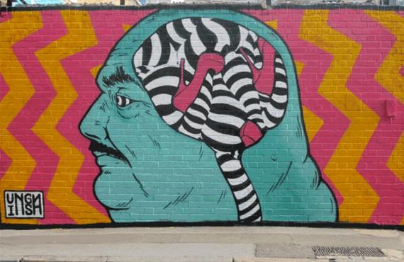 La street art prende vita nei Gif-fiti di Insa