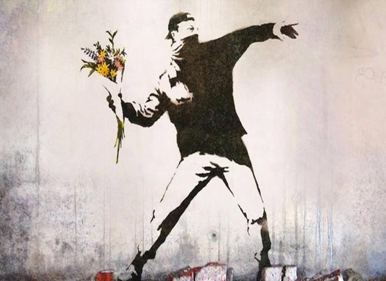 Street art moderna: quando l'arte incoraggia le masse