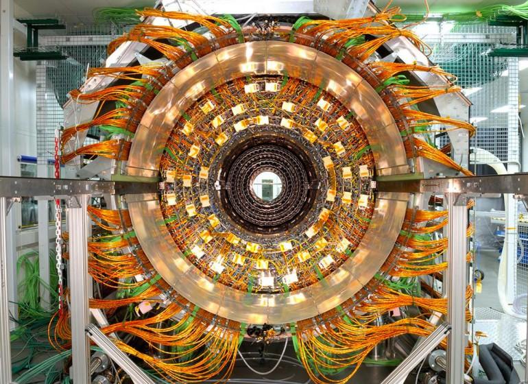 Bosone di Higgs: l'acceleratore di particelle in 10 fotografie