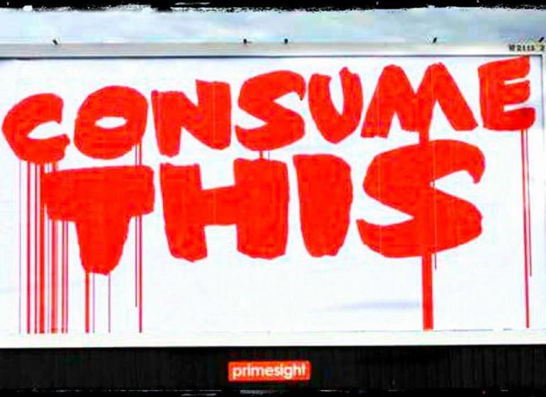 Brandalism: Street art in stile guerrilla contro il consumismo