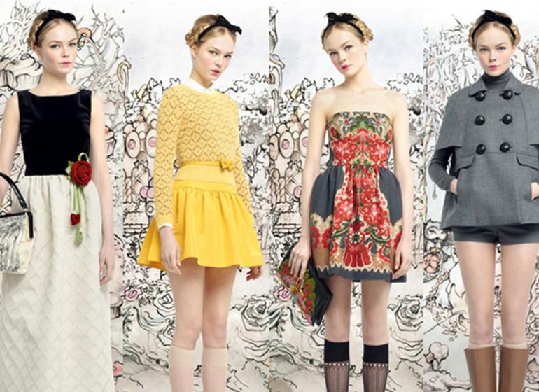 Alla New York Fashion Week 2013 la moda è per tutti i gusti!