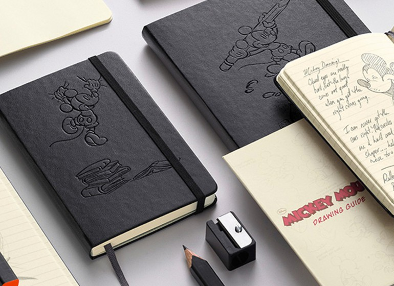 Moleskine presenta: Mickey Mouse limited edition