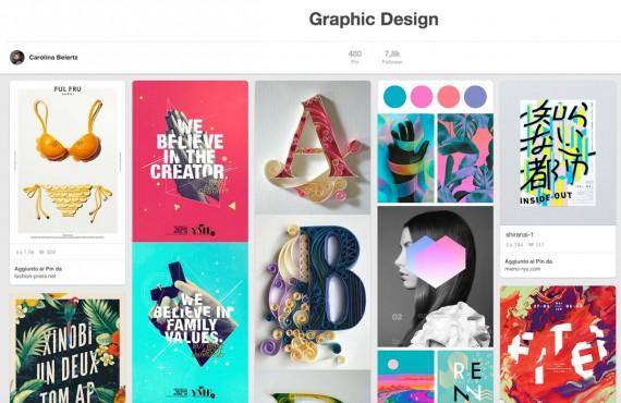 12 bacheche Pinterest da seguire se sei un creativo
