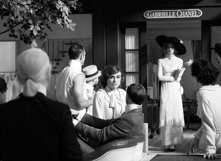 Chanel celebra i suoi 100 anni con un cortometraggio di Karl Lagerfeld