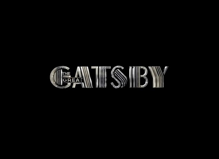 Il Grande Gatsby: il backstage fotografico del brand design