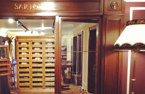 Dolce & Gabbana: nuova boutique in stile sartoriale a Londra