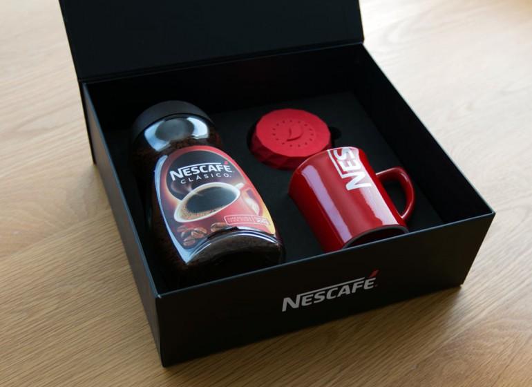 Nescafè Alarm Cap: se il packaging è tosto ti sveglia a suon di caffè!
