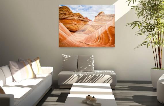Con Flickr Wall Art il tuoi scatti digitali si appendono alle pareti