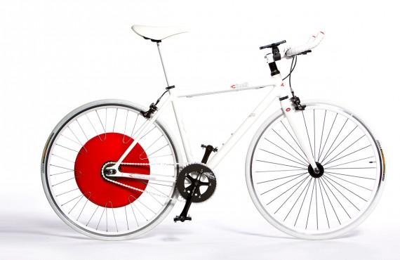 Copenhagen Wheel: la bici diventa ibrida e il biking si va social
