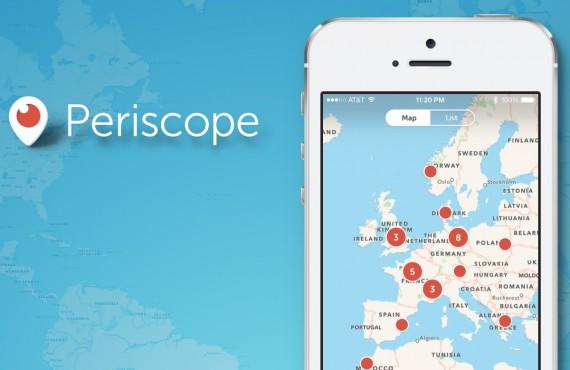 Periscope: il bello della diretta è il livestreaming a portata di tweet