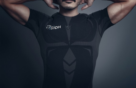 Firstv1sion: lo sport è smart con la microcamera indossabile