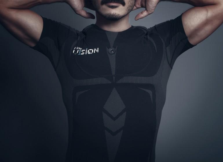 Firstv1sion: lo sport è smart con la microcamera indossabile