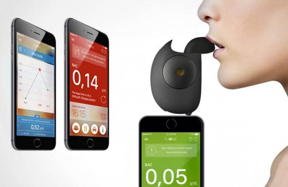 Floome: il primo etilometro a portata di smartphone è firmato Vodafone