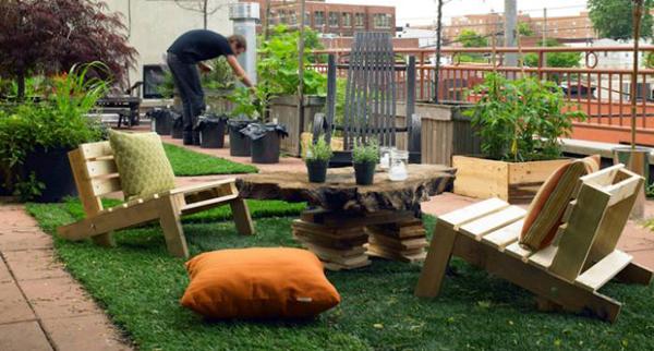 Come arredare un giardino spendendo poco in 5 mosse for Arredare il giardino