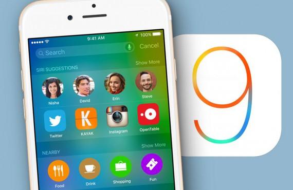 10 funzionalità del nuovo iOS 9 che non avete ancora scoperto