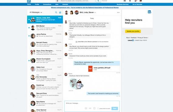 Tutti pazzi per l'instant messagging: in arrivo la chat su LinkedIn
