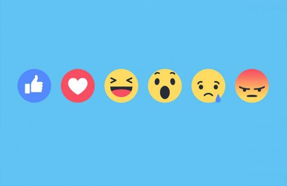 Facebook Reactions: non solo il like per esprimere le proprie emozioni