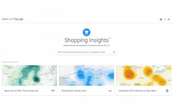 Google Shopping Insight: i prodotti di tendenza in base alle ricerche