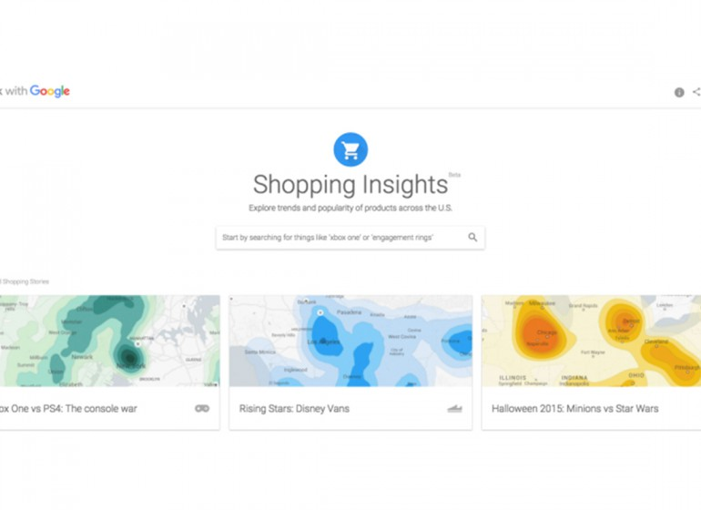 Google Shopping Insight: i prodotti di tendenza in base alle ricerche