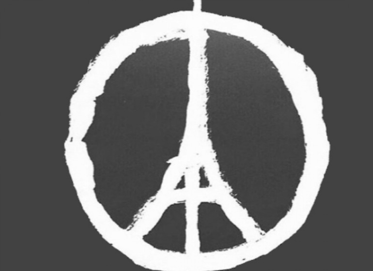 Peace for Paris: quando un'illustrazione riunisce un mondo