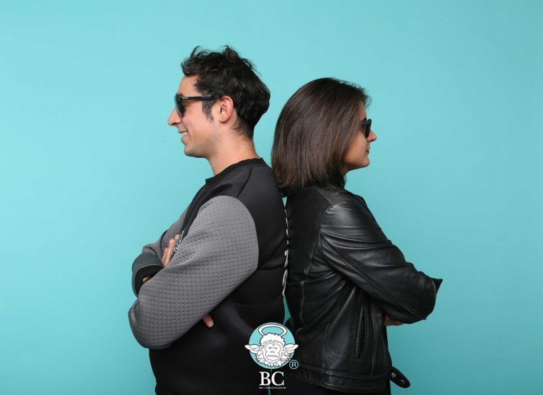 BC aka Bonvicini e Casolari: il Textile Design si veste pop chic