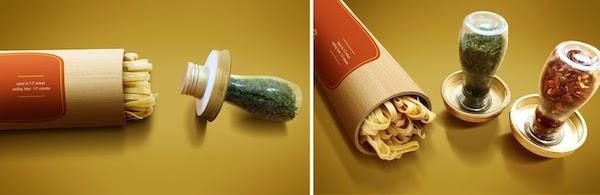 Dimentica i capelli, il packaging più creativo della pasta è qui!