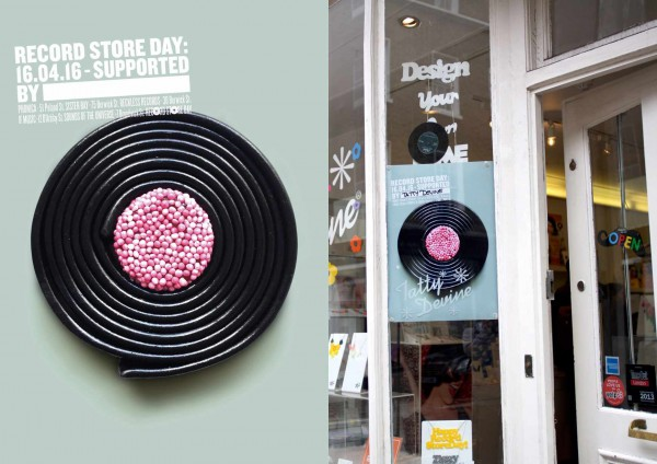 Record Store Day: JWT Londra firma la campagna multisoggetto londinese