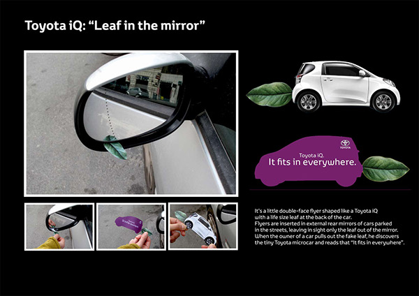 Guerrilla marketing: 10 campagne formato automobile