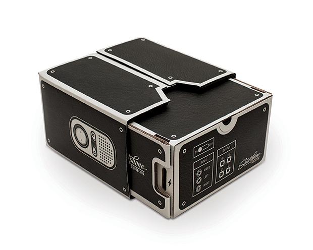 Smartphone projector: il gadget che trasforma lo smartphone in un proiettore