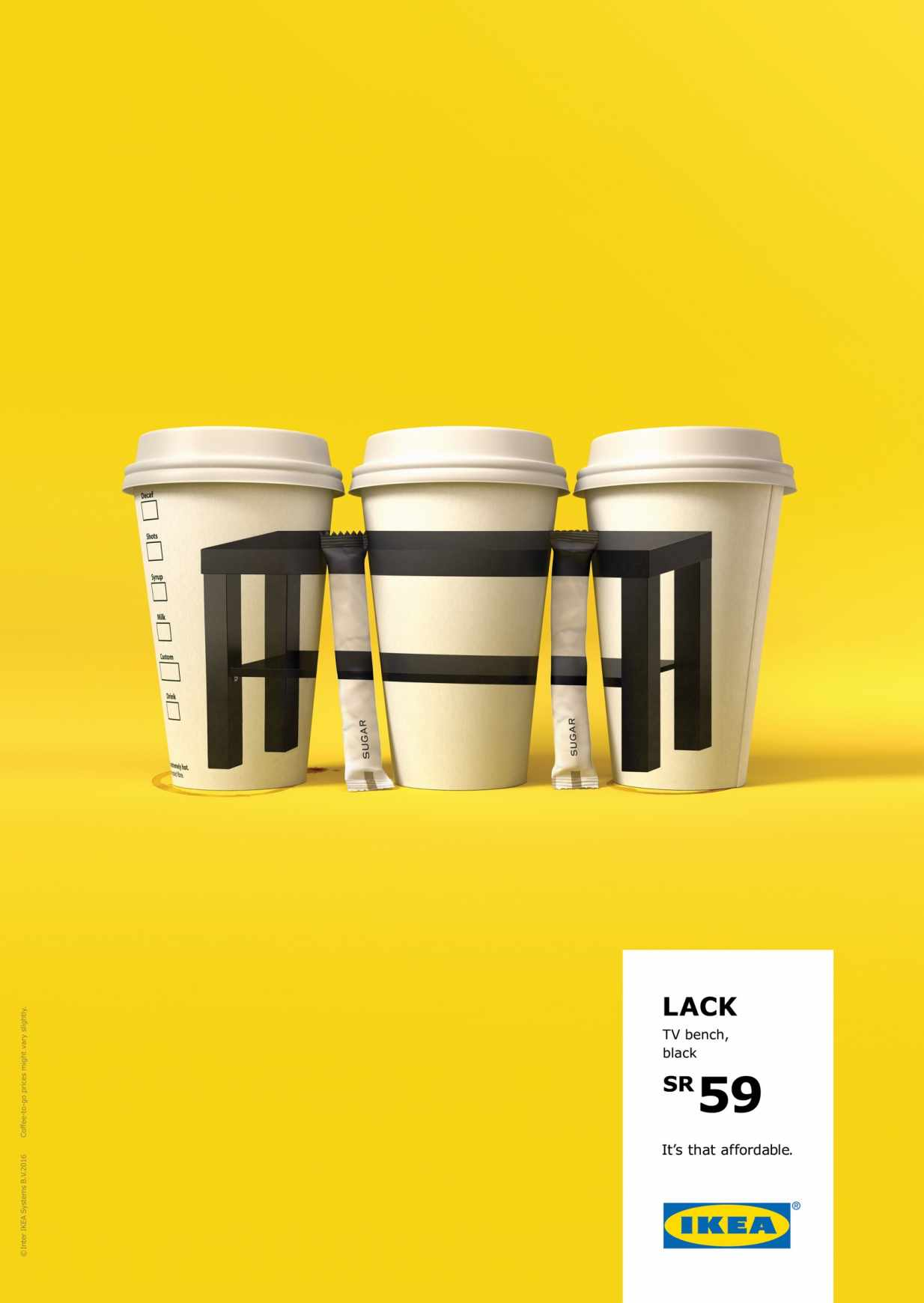 It's that affordable: l'ultima campagna IKEA Arabia Saudita