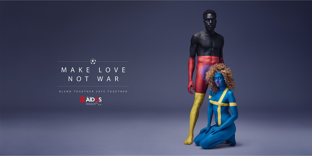 Europei 2016: la campagna provocatoria AIDES è bella ma poco chiara