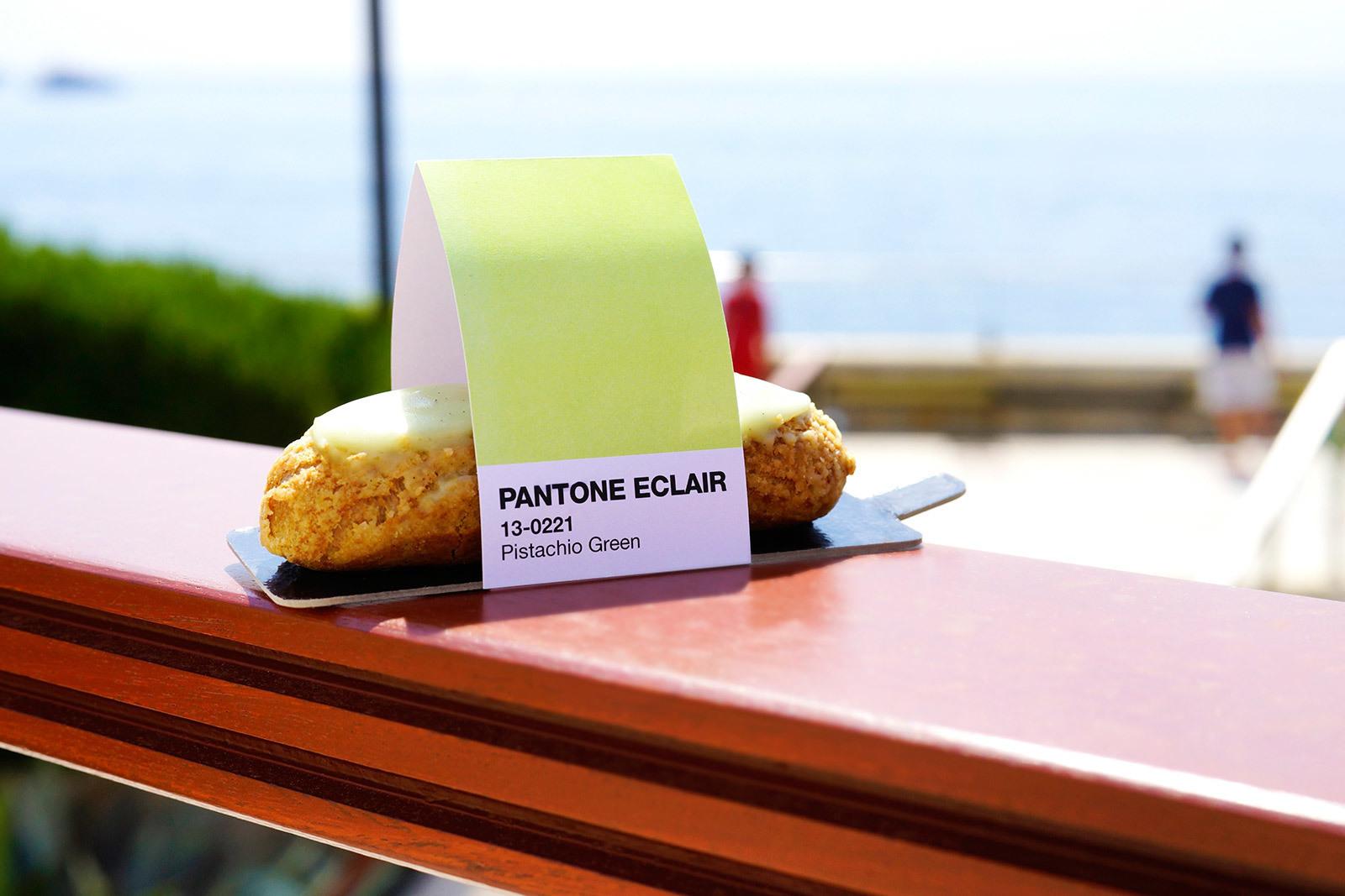 Monaco: arriva il Pantone Café e il food incontra il design