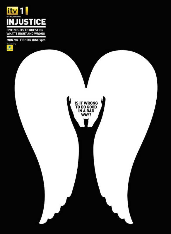 40+ esempi di utilizzo dello spazio negativo in pubblicità
