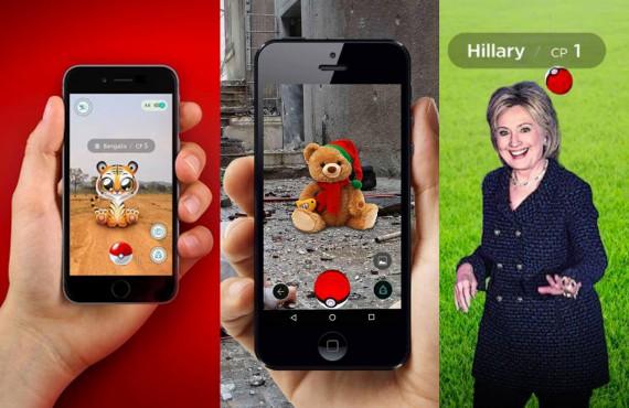 3 campagne pubblicitarie +1 ispirate a Pokemon Go