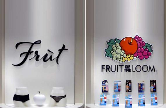Fruit of the Loom: può un fake store cambiare l'immagine di un brand?