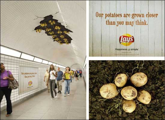 Guerrilla marketing: 11 campagne creative sul food & beverage