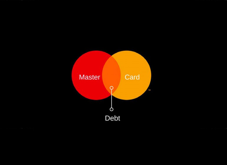 La reazione dei designer al restyling del logo MasterCard
