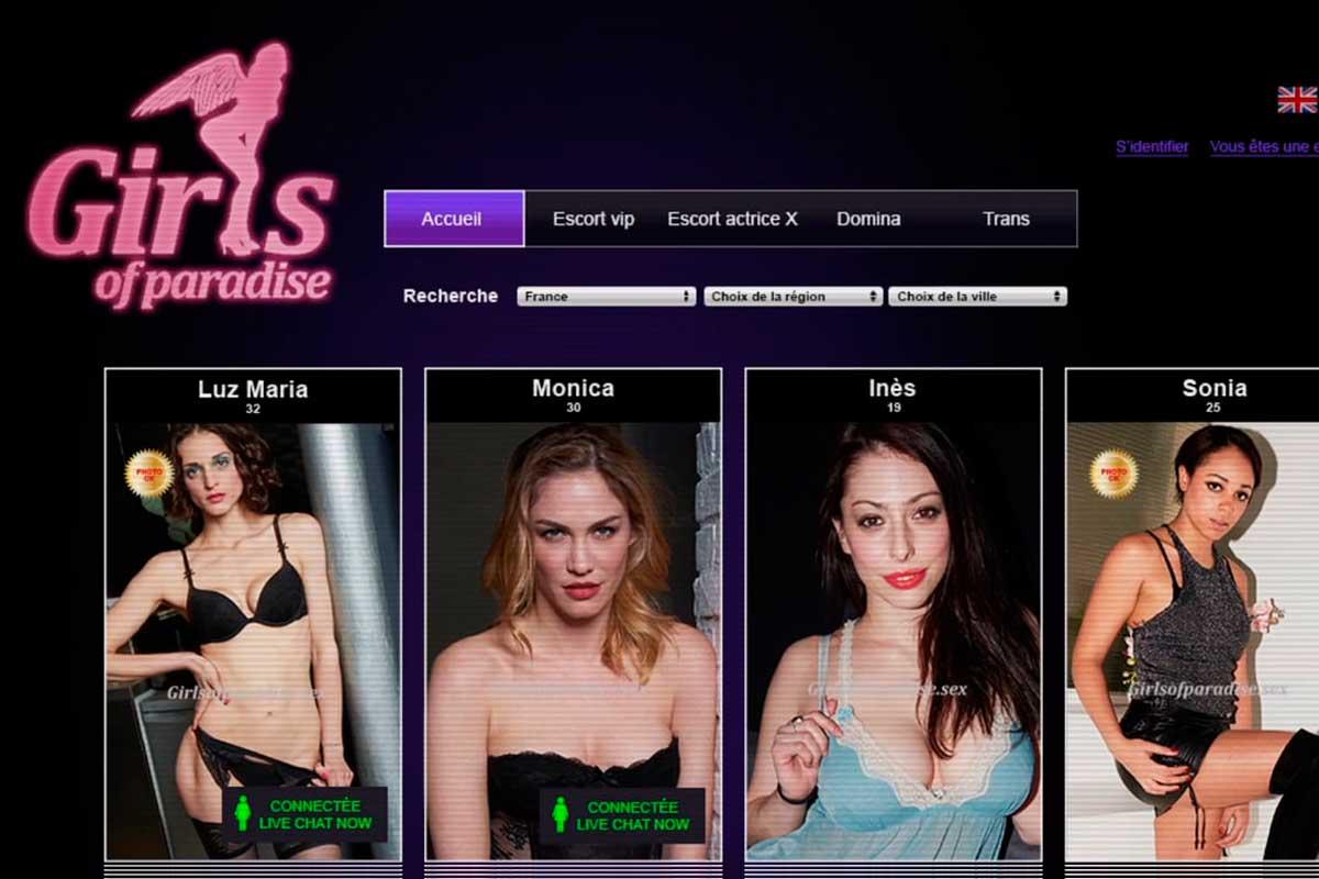 Girls of Paradise: il sito di escort (morte) per combattere la prostituzione