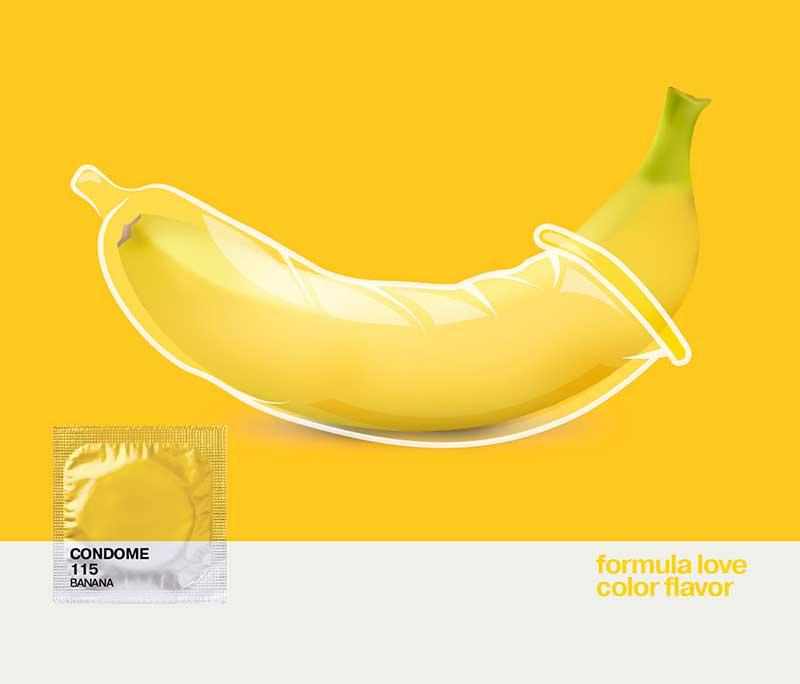 Pantone Condom: il packaging per gli amanti del design e non solo