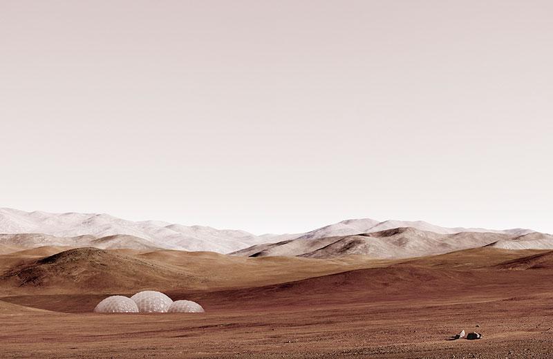"""Paratissima 2016: spoiler sulla mostra """"Space Appeal. Il richiamo siderale"""""""