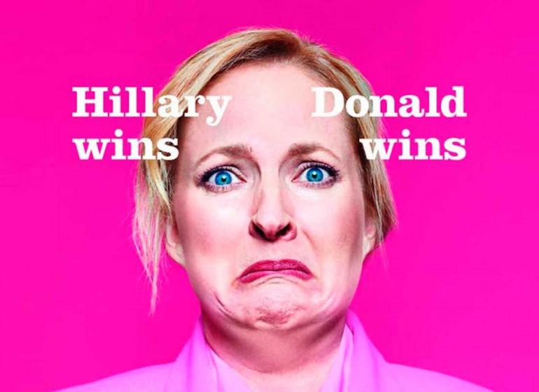 5 pubblicità (+1) ispirate alle elezioni USA e al duello Hillary-Trump