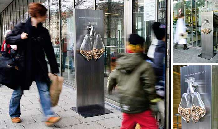 Le migliori campagne pubblicitarie contro il fumo di sigarette