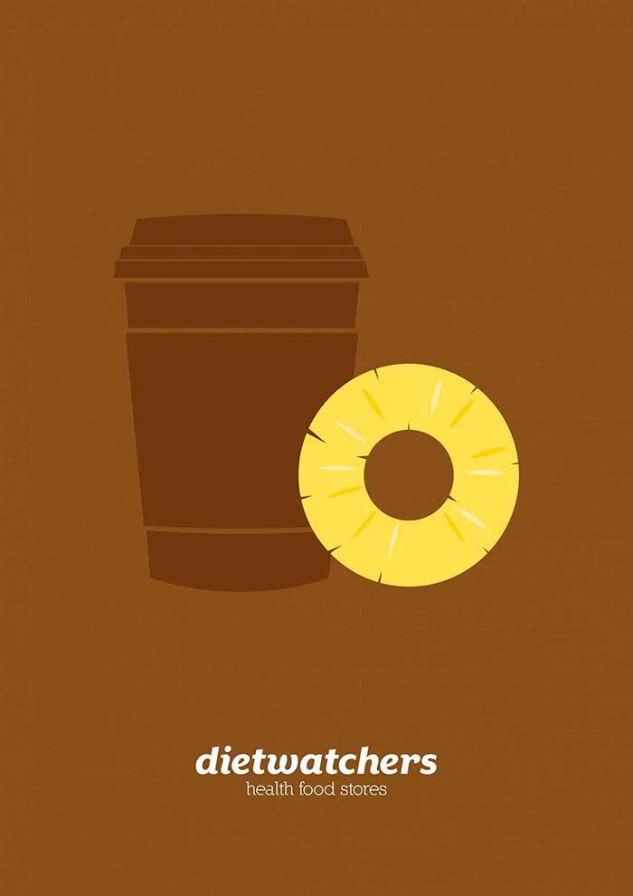 Diet Watchers: la campagna pubblicitaria perfetta se sei a dieta