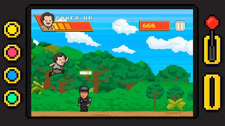 Flix Arcade: il gioco a 8 bit di Netflix con i personaggi delle sue serie tv