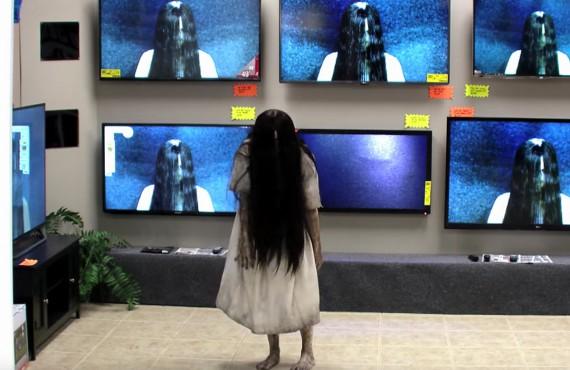 The Ring 3: la candid camera promozionale è subito virale