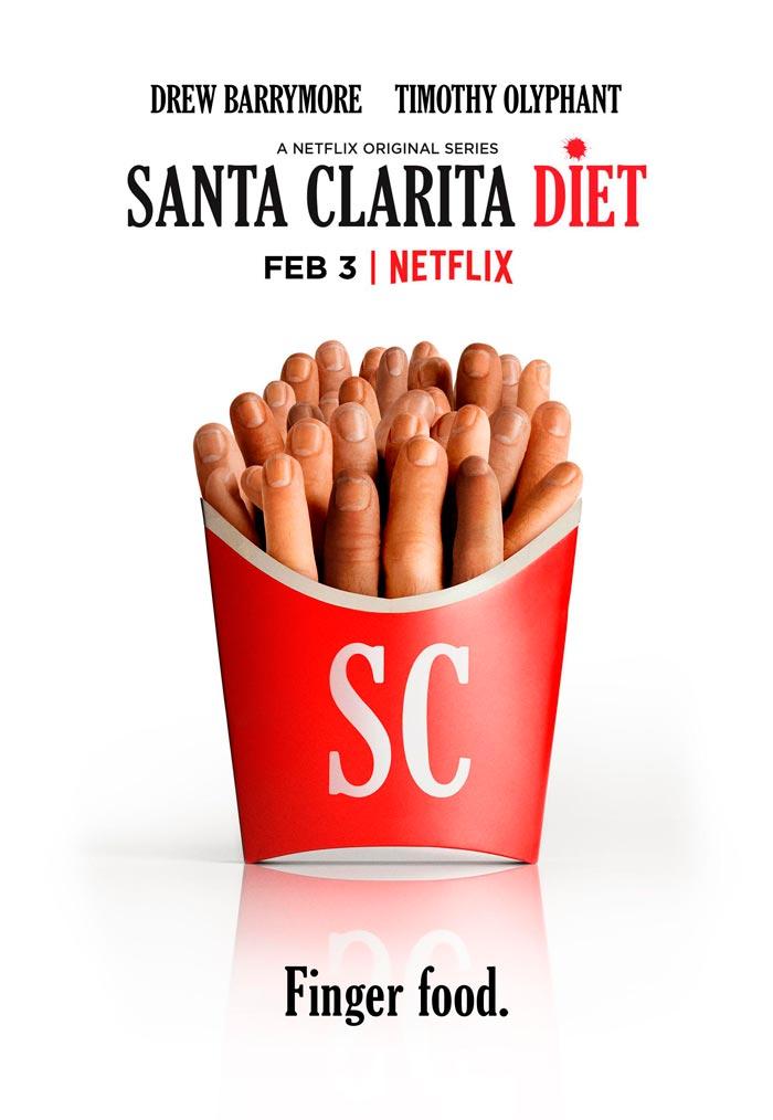Netflix: la campagna multisoggetto per la nuova serie Santa Clarita Diet