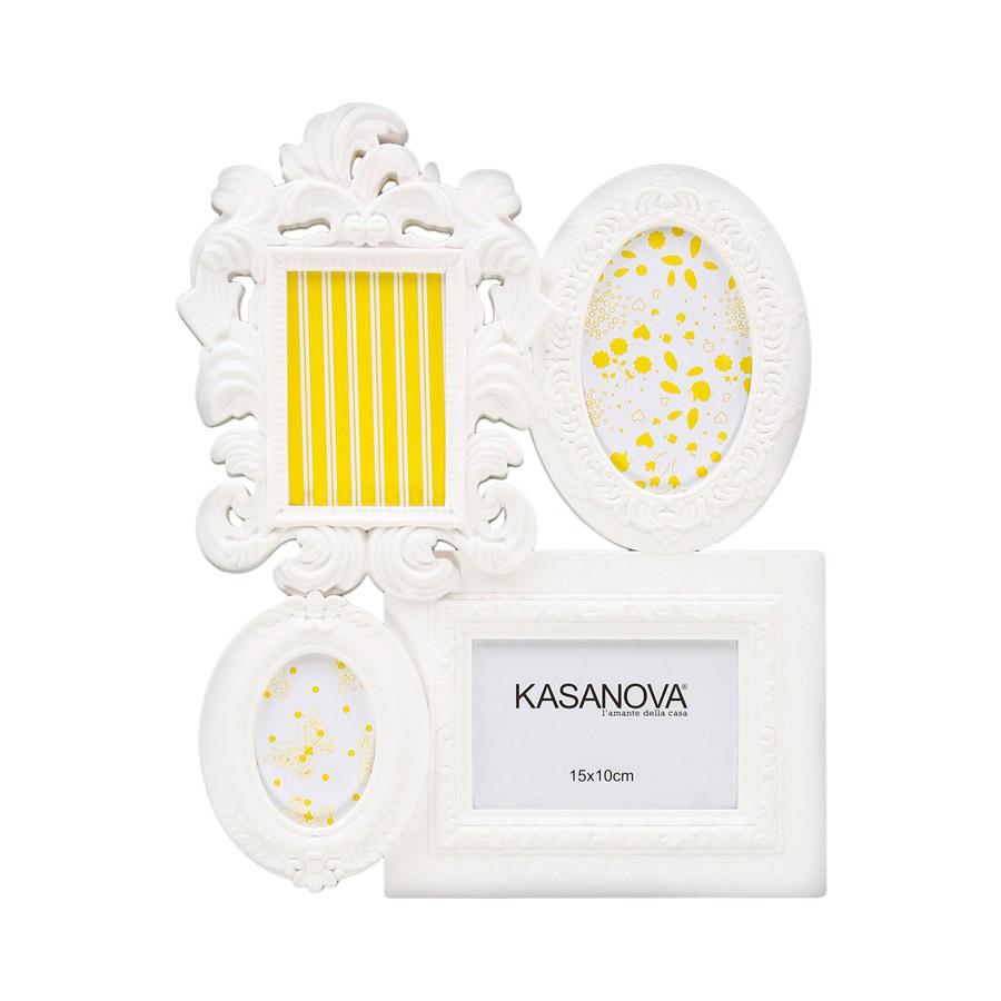 Prodotti Kasanova CORNICE COMPOSITA A 4 RIQUADRI