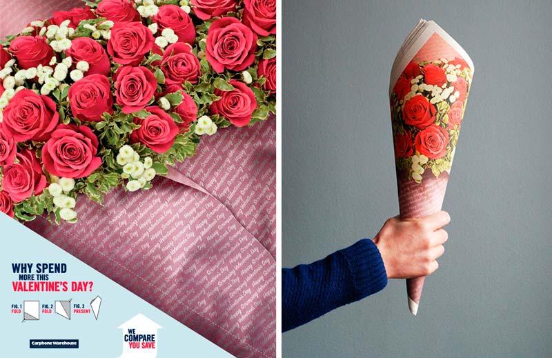San Valentino: le migliori campagne stampa, digital e guerrilla