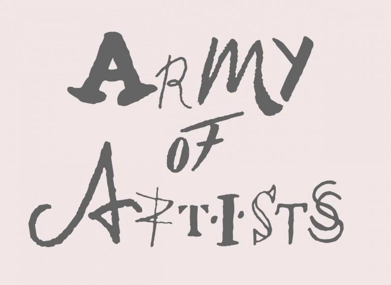 Artupia lancia il font open source basato sulle firme degli artisti
